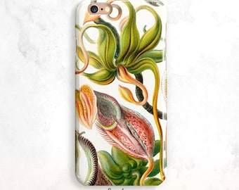 iPhone 7 Case, Vintage Flowers iPhone 8 Case, iPhone SE Case, iPhone 6 Plus,Floral iPhone X Case, Floral iPhone 6 Case,Flowers iPhone 5 Case