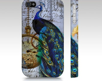 Steampunk Peacock Phone Case iPhone cover case, 4, 4s, 5, 5s, 6  Samsung Galaxy S3, Samsung Galaxy S4, Galaxy s5 ipad 2, 3 4 ipad mini