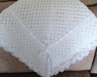 No 80 Special Delivery Baby ShawlPattern