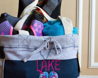 Lake Bum Beachcomber Bag
