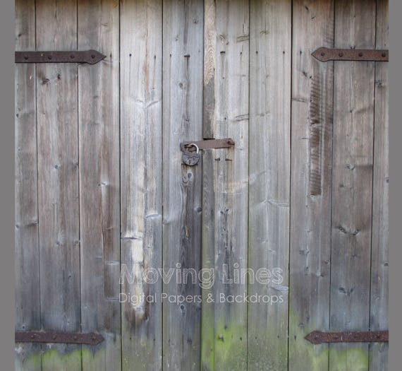 Barn Door Backdrop Wood Background Baby Photography Props