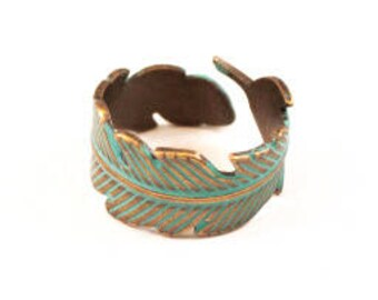 Drift Ring - Feather adjustable ring