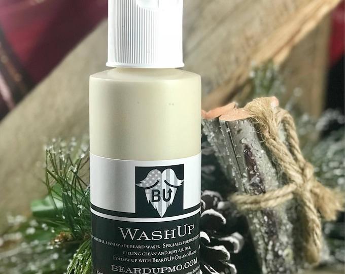 WashUp Beard Wash