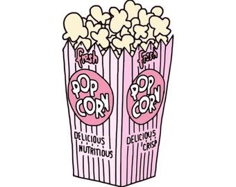 Popcorn Clip Art - Clip Art Popcorn, Clipart Popcorn, Movie Clip Art, Clip Art Movie, Clipart Movie, Theater Clip Art, Clip Art Theater, PNG