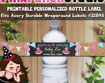 Avery Labels Etsy - Avery water bottle label template