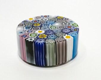 Paperweight murano glass