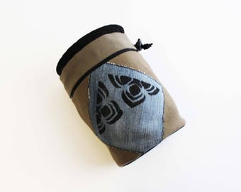 One of a Kind with Zipper Pocket - Rock Climbing Chalk Bag