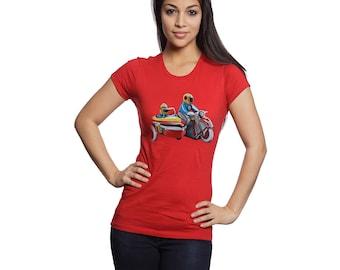 Sidecar Women's T-Shirt