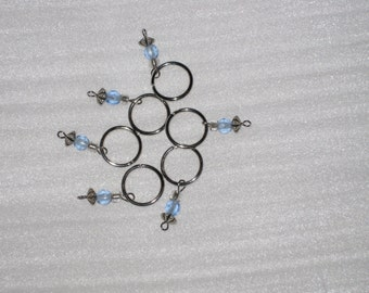 Handcrafted Stitch Markers - Large