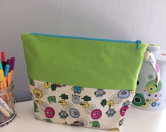 Bag with Owls