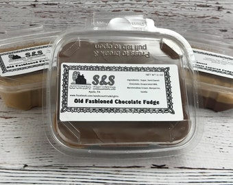 Old Fashioned Fudge