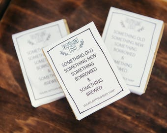 Wedding Favor Soaps