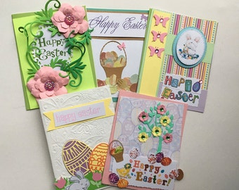 Diy easter cards kit easter cards kids making kit children diy easter cards kit easter cards kids making kit children easter kit easter m4hsunfo