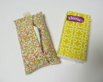 Tissue Case/Small Flower