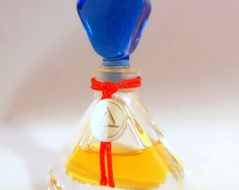 Vintage 1980s Liz Claiborne by Liz Claiborne 0.25 oz Parfum Splash Mini PERFUME