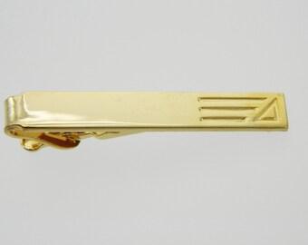 Golden Airways Tie Clip