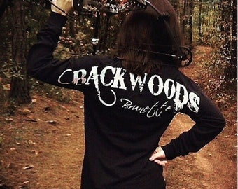 Backwoods Brunette