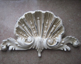 Architectural Vintage Piece Small Shabby Chic Fancy Reuse Repurpose