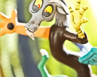 Sculpture: Discord, My Little Pony