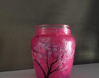 Whimsical Tree Vase