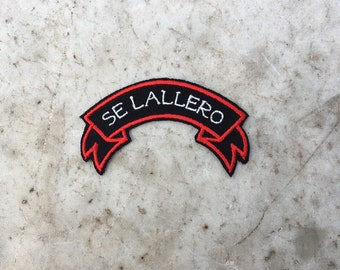 Se Lallero Banner Sew On Patch