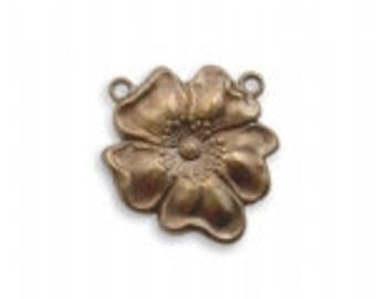 Vintaj 16mm Flower
