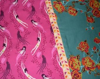 SALE Climbing Mermaids Standard Pillowcase