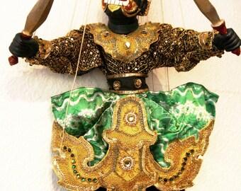 Puppet - Marionette BURMA MYANMAR