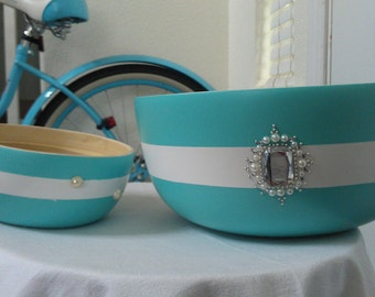 Breakfast at Tiffany's - Party Bowl Two-Piece Serving Set