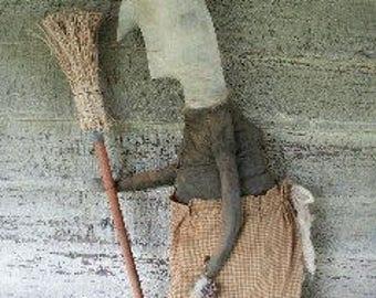 Evil Hagar Witch