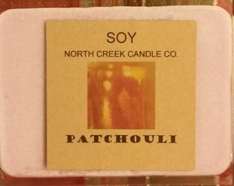 Pathchouli wax melt 3.5 to4 0z