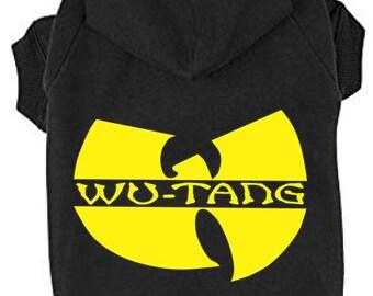 Wu-Tang Dog Hoodie