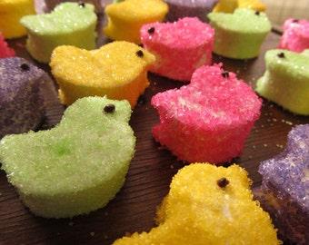 Gourmet Easter Vanilla Chick Marshmallows