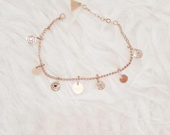 White Berber bracelet