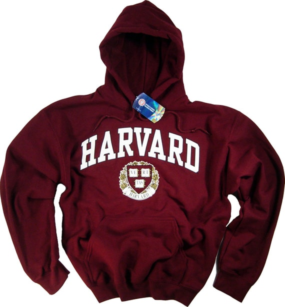 Harvard Hoodie T-Shirt Law College University Crimson Crew NCAA Officially Licensed L4XamxRKA0