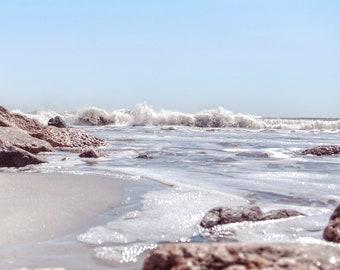 Pastel Blue Cove