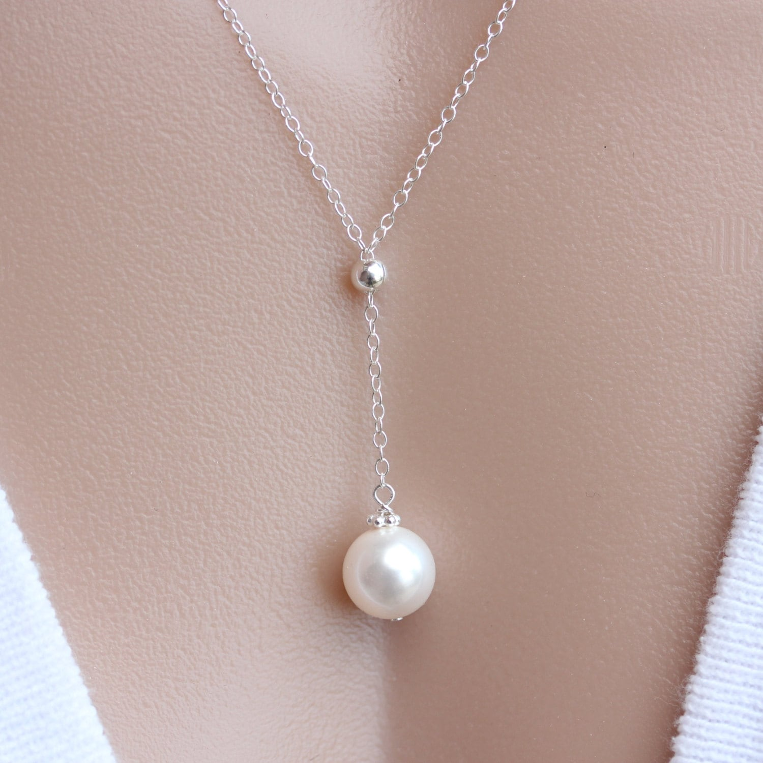 chain single girls pearl the l girlsthe necklace gold
