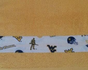 West Viriginia University Hand Towel
