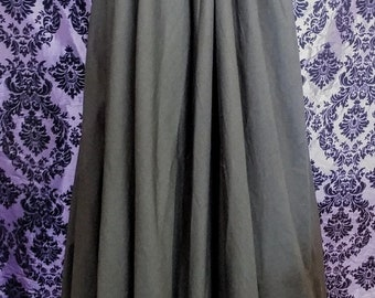 Black Cloak inspired by Serafina and the Black Cloak