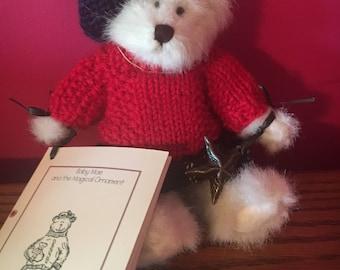 Baby Mae Wishkabibble Boyds Bears  Gen-Yoo-Wine Collection
