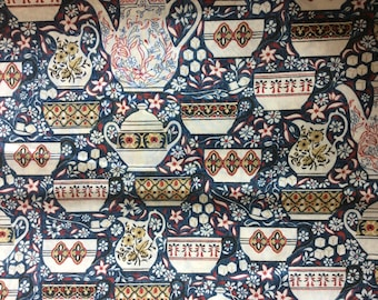 Tana lawn fabric from Liberty of London, Elevenses.