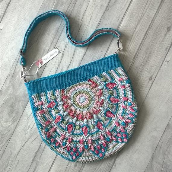 Tina's Allsorts, Peacock Tail Bag