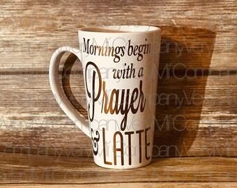 Morning Latte Mug