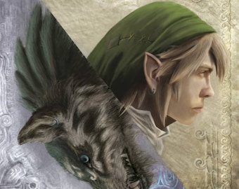 The Legend of Zelda. Twilight Princess.