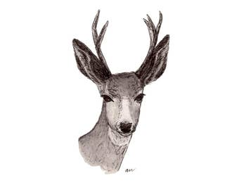 Prongs – Greeting Card