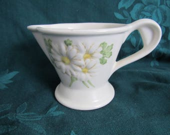 Metlox Daisy PoppyTrail   Creamer , Veronware, California Pottery