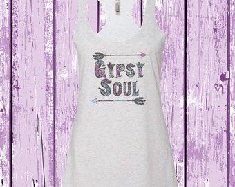Gypsy Soul Tank Top