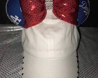 LA Dodgers Disney Ear Hat