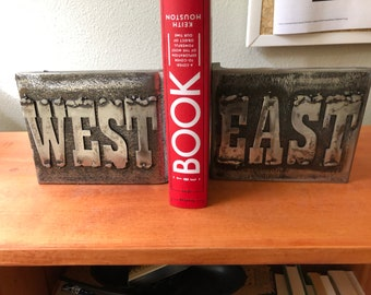 East West Bookends I