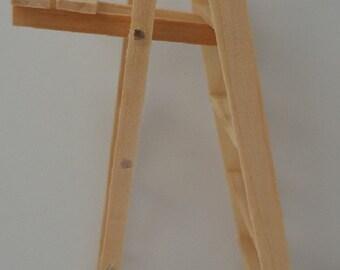 "Dollhouse Miniature Step Ladder, 5"" #TIM3050"